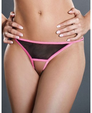 BETTER THAN NOTHING Crotchless G-String