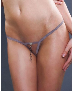 BUTTERFLY's TALE Sexy Crotchless Micro G-string