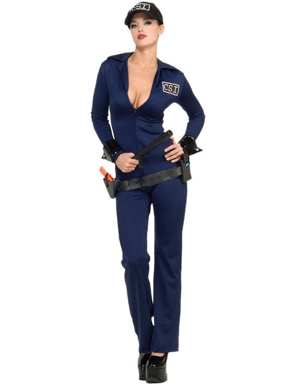 Sexy police officer costumes