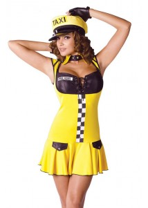 2PC Meter's Running Taxi Costume