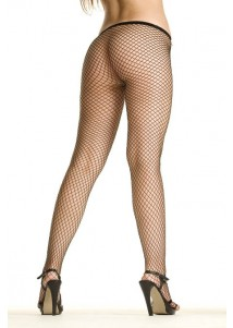colored cotton net stockings