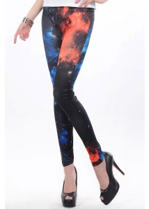 Mysterious Cosmic Legging