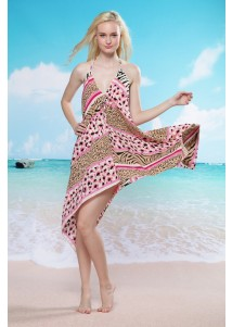 Sexy Wild Beach Cover-up