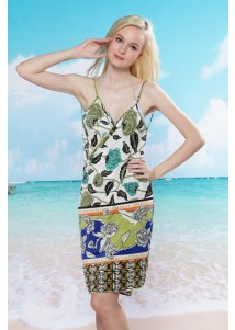 Tribal Style Beach Cover-up