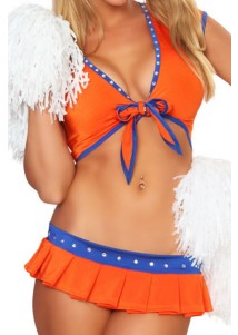 Sparkling Cheerleader Costume