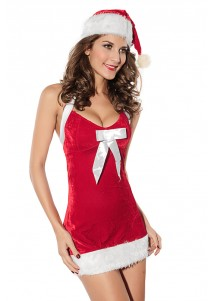 Sexy Holiday Helper christmas reindeer costume