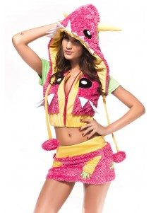 Deluxe Nifty Monster Costume Set
