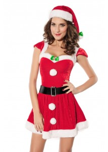 Romantic New style Fashion Sex Cheap Christmas Costume