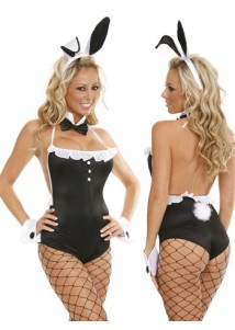 One-piece Sexy Lingerie Bunny Costume