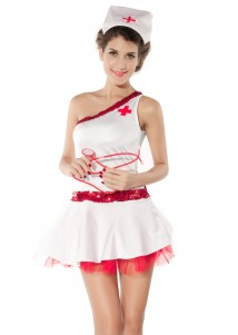 Sexy Slut Nurse Costume