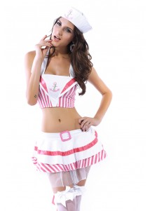 Hot Pink Sunset Sailor Cosplay Costume