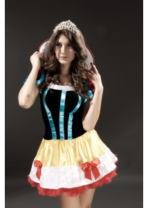 Chariming Fantasy Princess Costume