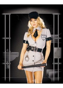 Hot Police Officer Costume