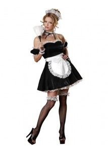Hot Maid Costume Set