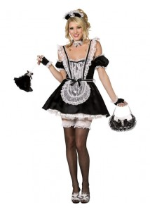 Sexy Maid Mistress Costume