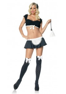 Hot Maid At Your Service Costume